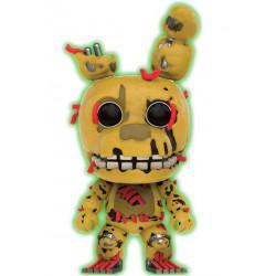 Five Nights at Freddy's POP! Games Vinyl Figura Springtrap GITD