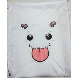 Mochila saco Poro LOL League of Legends gymbag bag macuto SHIPS WORLDWIDE