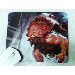 Alfombrilla raton Mousepad Udyr LOL League Legends SHIPS WORLDWIDE