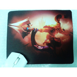 Alfombrilla raton Mousepad Xin Zhao LOL League Legends SHIPS WORLDWIDE