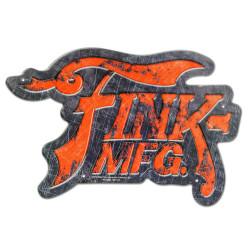 BioShock cartel de metal Fink MFG 25 cm