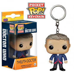 Pocket POP! Décimo Dr. 10 - Doctor Who