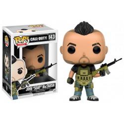 Call of Duty POP! Games Vinyl Figura John Soap MacTavish 9 cm