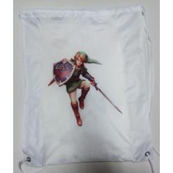 Mochila saco Link Legend of Zelda