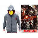 Sudadera Assassin's Creed Gris Oscuro
