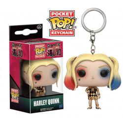 Escuadrón Suicida Llavero Pocket POP! Vinyl Harley Quinn in Gown 4 cm