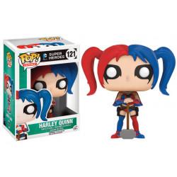 DC Comics POP! Heroes Vinyl Figura Harley Quinn (New 52) 9 cm