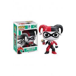 DC Comics POP! Vinyl Figura Harley Quinn 10 cm