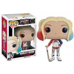 Escuadrón Suicida POP! Heroes Vinyl Figura Harley Quinn 9 cm