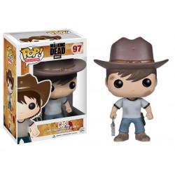The Walking Dead POP! Vinyl Figura Carl 10 cm