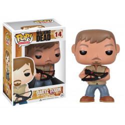 The Walking Dead POP! Vinyl Figura Daryl 10 cm