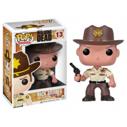 The Walking Dead POP! Vinyl Figura Rick 10 cm
