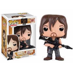 The Walking Dead POP! Vinyl Figura Daryl Rocket Launcher 9 cm