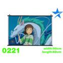 Póster de tela  - El viaje de Chihiro