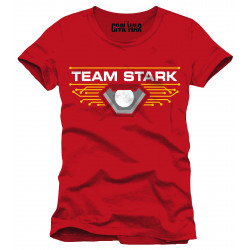 Captain America Civil War Camiseta Team Stark