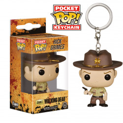 The Walking Dead POP! Vinyl Figura Carl 10 cm