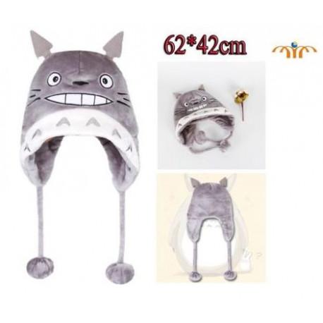 Gorro peluche suave Totoro