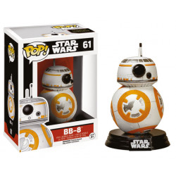 Star Wars Episode VII POP! Vinyl Cabezón BB-8 Droid 10 cm