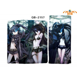Monedero Black Rock Shooter