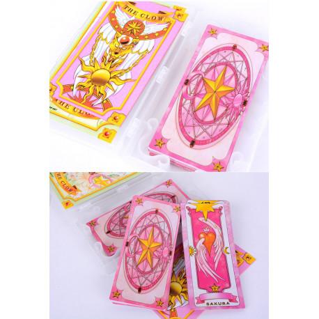Set de cartas Sakura Card Captor