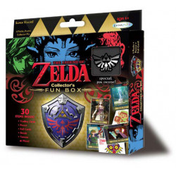 Legend of Zelda Collector's Fun Box *Edición Inglés*
