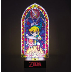 Legend of Zelda Wind Waker Lámpara LED Link