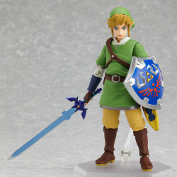 The Legend of Zelda Skyward Sword Figura Figma Link 14 cm