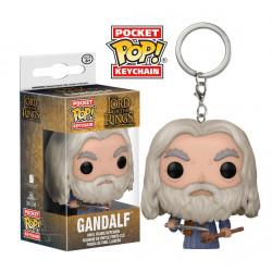 El Señor de los Anillos Llavero Pocket POP! Vinyl Gandalf 4 cm