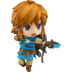 The Legend of Zelda Breath of the Wild Figura Nendoroid Link 10 cm