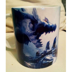 Taza Monster Hunter