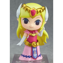 The Legend of Zelda The Wind Waker HD Nendoroid Action Figure Zelda The Wind Waker Ver. 10 cm