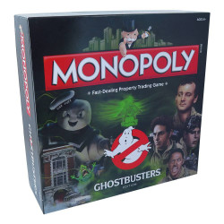 Ghostbusters Board Game Monopoly *English Version*