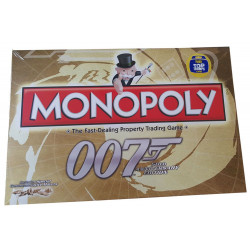 James Bond 50th Anniversary Board Game Monopoly *English Version*
