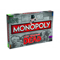 The Walking Dead Board Game Monopoly *English Version*