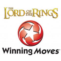 El Señor de los Anillos Juego de Mesa Monopoly *Edición Inglés*