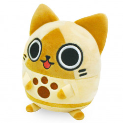 Monster Hunter Peluche Soft & Springy Airou 14 cm