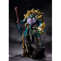 Monster Hunter Figura S.H. Figuarts Monster Hunter Evil God Awakening Zinogre 16 cm