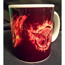 Mockingjay 3 logos Mug