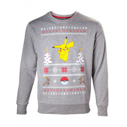 Pokemon Suéter Pikachu Christmas