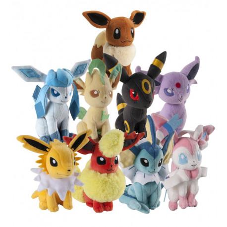 Pokemon Plush Figures 20 cm Assortment Eevee - Cyo Freak Shop
