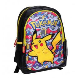 Pokemon Mochila Pikachu 40 cm