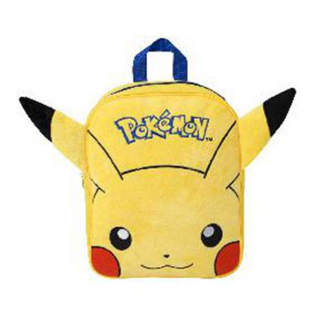 Pokemon Motxilla Pikachu 32 cm