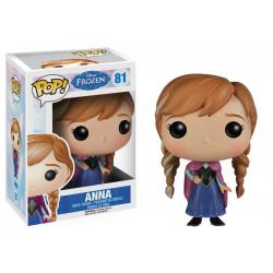 Frozen El Reino del Hielo POP! Vinyl Figura Anna 10 cm