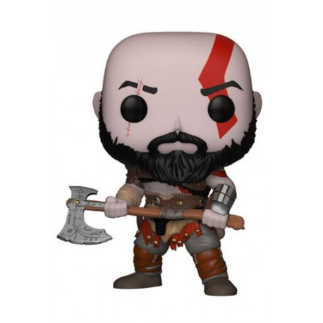 God of War POP! Vinyl Figure Kratos 9 cm