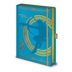 Game of Thrones Notebook Premium A5 Targaryen