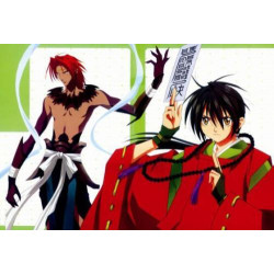 Fabric poster Shounen Onmyouji UNDER ORDER