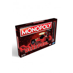 Monopoly Deadpool Edition Board Game *English Version*