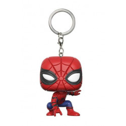 Spider-Man Homecoming Llavero Pocket POP! Vinyl Spider-Man 4 cm