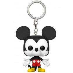 Disney Llavero Pocket POP! Vinyl Mickey Mouse 4 cm