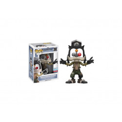 Kingdom Hearts Figura POP Vinyl Goffy Halloween (New York Comic Con) Funko